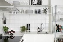 ● Kitchen ● / Kitchen inspirations between design and diy