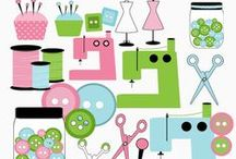 Sewing and Stitching Fun / Anything having to do with Sewing and other stitched projects / by Mygrafico Digitals