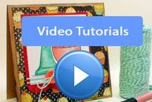 Video Tutorials / Video Tutorials and DIY ideas / by Mygrafico Digitals
