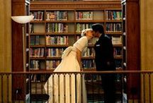 Literary Themed Wedding Ideas / One of the themes I'm considering for my own wedding if I ever get married someday.  / by Jessica Kraeer