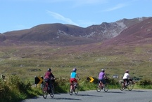 """Guided Bike Tour Ireland / www.irelandbybike.com """"Yeats Country and Donegal Coast""""   Cycle the land that inspired poet WB Yeats and then see the beautiful coastal scenery of County Donegal.  Fully guided bike tour in Ireland's beautiful but least discovered region.  #Bike Tours"""