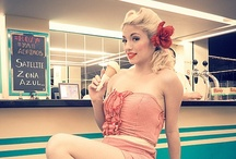 50's diner / one of my many dreams