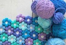 Crochet -stitches & techniques-