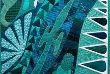 Abstract/Contemporary quilts