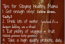 Healthy Tips for Mamas