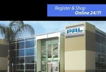 Newest PRL Glass Facility / PRL Glass Systems, Inc. 13624 Nelson Ave.  Toll Free 800-433-7044 / FAX: 626-968-9256 100,000 sq. ft. (glass facility)