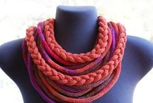 Knit for neck