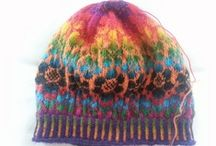 Knit for head