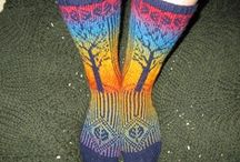 Knit for feet