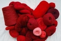 Knit yarn porn