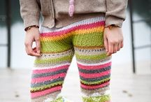 Knit for bottoms
