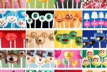 ♥ Pop cakes