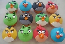 ♥ Angry Birds Party Ideas