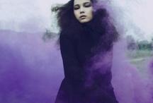 purple smoke / purple this and purple that