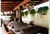 Patio Designs / by Veggie Goddess