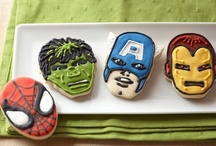 ♥ The Avengers Party Ideas