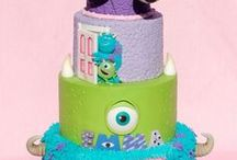 ♥ Monsters Party Ideas