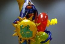 """Balloon Bouquets - PGB / Our customizable balloon bouquets are perfect for any occasion. Make a loved one smile on their birthday, graduation day, anniversary, or homecoming. It's a great, special way to say """"I'm thinking of you""""."""