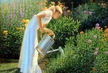 *in * my * garden* / by barbara ~  sunbeam