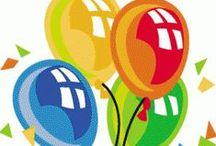 Globos*Balloon -> Alegría, Luz, Color y Amor en acción / by Blanca Giménez