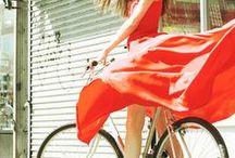 Laski Na Rowerze / Zdjęcia pięknych kobiet na rowerze :)