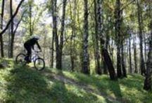 Rowery górskie / Wszystko co związane z rowerami górskimi