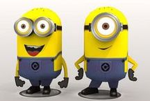 ♥ Minions Party Ideas