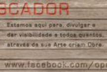 A Cabana d'O PESCADOR / Portfólio de Artistas/Artesãos.  Para que publiquemos o seu trabalho, Clique no Link - http://goo.gl/9ZDnB4