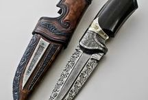 Knives, Swords, Daggers, etc / Knives, swords, daggers and other weapons with blades