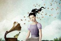 Artsy Stuff / Alla coola konsthantverk jag hittar / by Birma Mellis