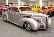 Cadillac / by Reginald Phillips