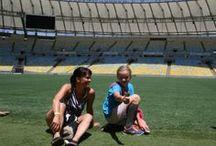 Brazil World Cup 2014, The Estádio do Maracanã, Rio by Kati / My pics from Maracana and RIO de Janeiro