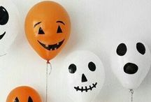 Halloweeny / Plans for cheap office decor...