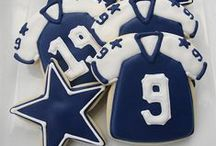 The Dallas Cowboys / We're die hard Dallas Cowboys fans and have made this board to celebrate their greatness! From Dallas Cowboys decor ideas to DIY gear, this board has everything a Cowboys fan could ever want.