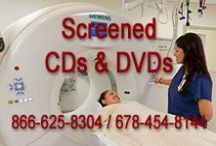 Medical - Screened CDs and DVDs