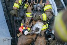 fire fighter / heros / by Patty Grieves