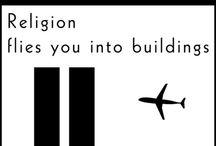 Atheists / by TyrantDragon