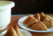Asian Snack / Served during breakfast or in between