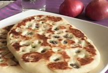 Pizza and  Flatbread