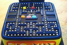 ♥ Pacman Party Ideas / Ideas para una fiesta temática Pacman