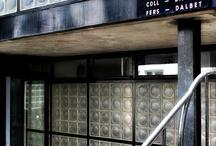 La maison de verre - Pierre Chareau