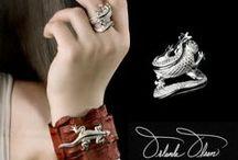 Savage Animal Jewelry  / Savage Iguana, Serpent and Animals Fine Jewelry