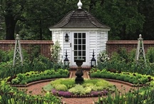 Arbors, Urns & Architectural Elements / by Abby Wilhide