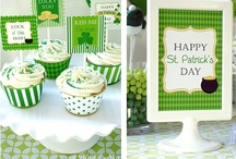St. Patrick's Day Food, Crafts etc