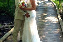 Wedding photos / Myth Golf and banquets weddings