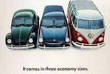 VW Stuff / Volkswagens  / by Margaret Carroll