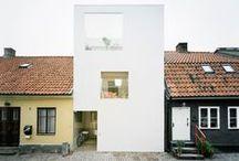 Façades / Architecture. Facades