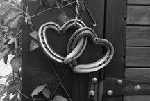 Hoefijzers / horseshoes