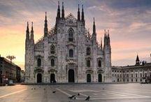 Spirito Di Milano / Per la città che amiamo, per la quale siamo aperti tutti i giorni. Grazie Milano. For the city we love, serve, and thank.