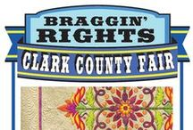Blue Ribbon Hobbies & Crafts / Crafty? Enter your Pinterest Masterpieces in the Clark County Fair's Open Class Hobbies and Crafts Division! You could win a blue ribbon and money! http://www.clarkcofair.com/documents/openClass/hobbiescrafts.pdf